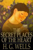Cover image for The secret places of the heart