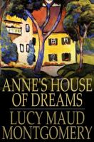 Cover image for Anne's house of dreams