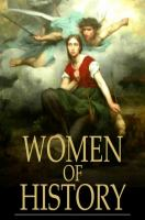 Cover image for Women of history