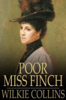 Cover image for Poor Miss Finch