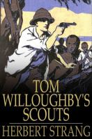 Cover image for Tom Willoughby's scouts  a story of the war in German East Africa