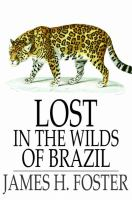 Cover image for Lost in the wilds of Brazil