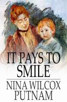 Cover image for It pays to smile