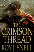 Cover image for The crimson thread  an adventure story for girls