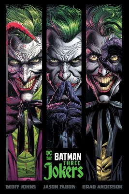 Cover image for Batman : three jokers