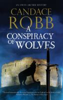 Cover image for A conspiracy of wolves
