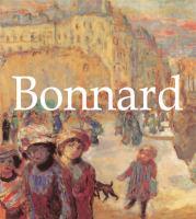 Imagen de portada para Bonnard