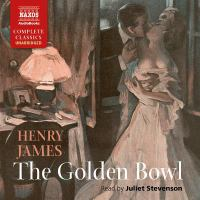 Cover image for The golden bowl