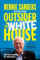 Cover image for Outsider in the White House