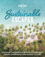 Cover image for Sustainable escapes