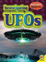 Cover image for Investigating UFOs