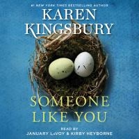 Cover image for Someone like you