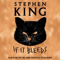 Cover image for If it bleeds