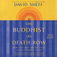 Cover image for The Buddhist on death row how one man found light in the darkest place