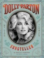Cover image for Dolly Parton : songteller, my life in lyrics