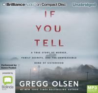 Cover image for If you tell