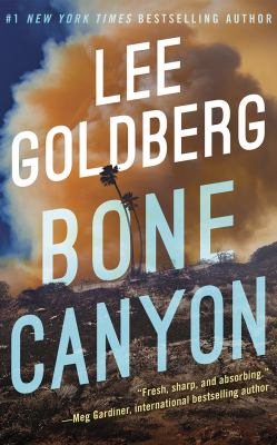 Cover image for Bone canyon