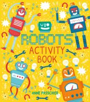 Cover image for Robots Activity Book