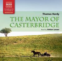 Cover image for The mayor of Casterbridge