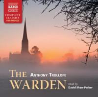 Cover image for The warden
