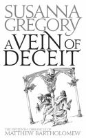 Cover image for A vein of deceit