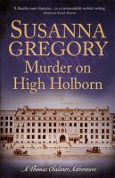 Cover image for Murder on High Holborn
