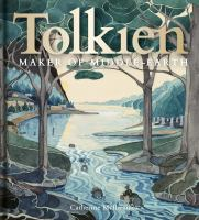 Cover image for Tolkien : maker of Middle-Earth