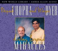 Cover image for Living beyond miracles