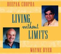 Cover image for Living without limits
