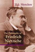 Cover image for Philosophy of Friedrich Nietzsche