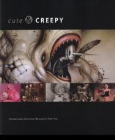 Cover image for Cute & creepy