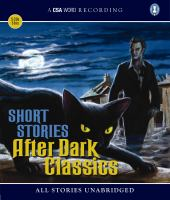 Cover image for Short stories after dark classics.