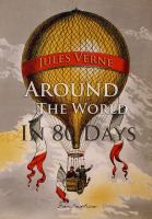 Cover image for Around the world in eighty days
