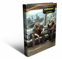 Cover image for Cyberpunk 2077: the complete official guide.