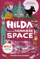 Cover image for Hilda and the nowhere space