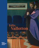 Cover image for Félix Vallotton