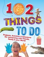 Cover image for 102 things to do ...