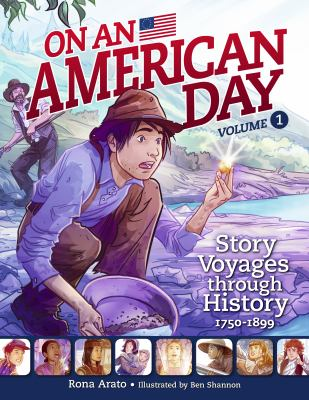 Cover image for On an American day