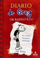 Cover image for Diario de Greg : un renacuajo