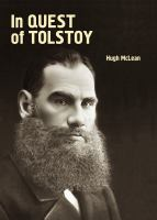 Cover image for In quest of Tolstoy