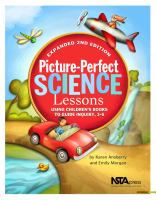Cover image for Picture-perfect science lessons using children's books to guide inquiry, 3-6