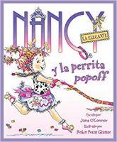 Cover image for Nancy la Elegante y la perrita popoff