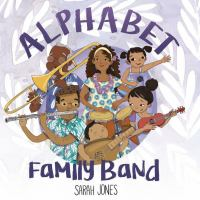 Cover image for Alphabet family band