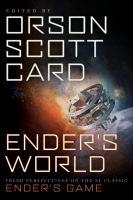 Cover image for Ender's world Fresh Perspectives on the SF Classic Ender's Game.