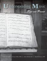 Cover image for Understanding music : past and present