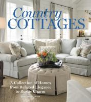 Cover image for Country cottages