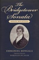 Cover image for The Bridgetower sonata : sonata mulattica