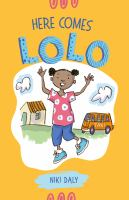 Cover image for Here comes Lolo
