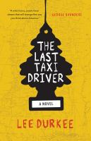 Cover image for The last taxi driver
