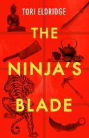 Cover image for The ninja's blade